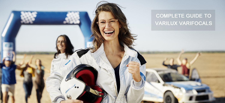 Varilux X series everyday varifocals